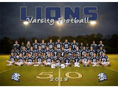 LISLE VARSITY FOOTBALL 2018