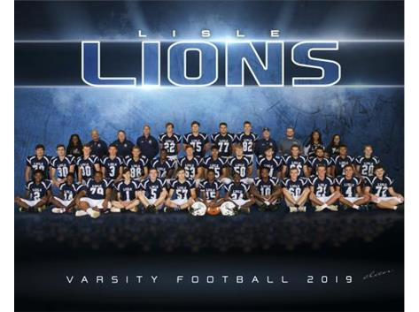 LISLE VARSITY FOOTBALL
