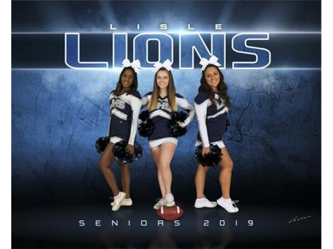 LISLE CHEER SENIORS