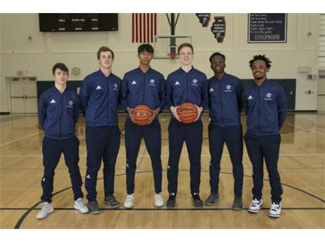 LISLE BOYS' BASKETBALL SENIORS