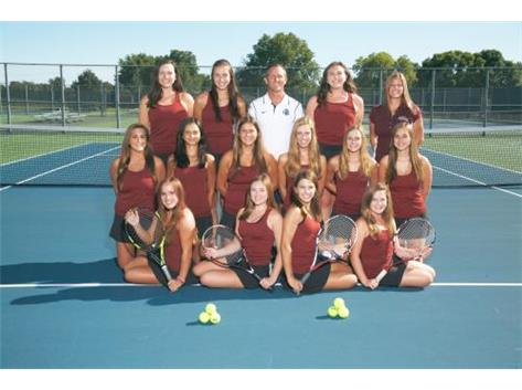 Girls Varsity Tennis 2016
