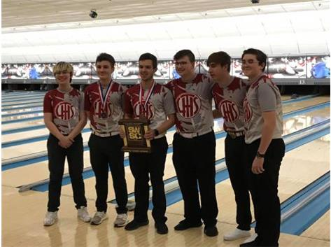 Porters are 2019-2020 SWSC Conference Champions! Jason Laba 4th All Conference Ray Bufka 5th All Conference