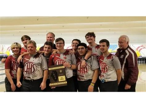 Porters are 2019-2020 IHSA Regional Champions! Jimmy Kontos 2nd All Region!
