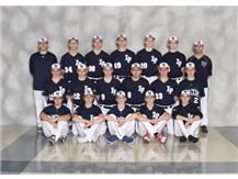 2016-2017 Baseball - Sophomore