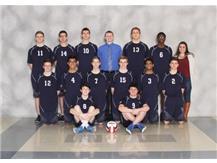 2017 Boys Volleyball - JV