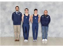 2017 Boys Gymnastics - Freshman