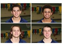 2018-2019 Boys Swim: 200 Medley Relay State Qualifiers