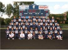 2019-2020 Boys Football Sophomore