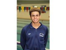 2019-2020 Boys Swim - Benjamin Kimmel: State Finalist, All Conference