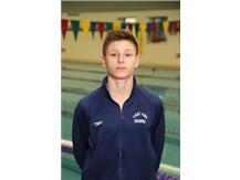 2019-2020 Boys Swim - Philip Stempien: State Qualifier, All Conference