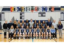 2019-2020 Girls Basketball Varsity - State Class 4A Fourth Place, Super-Sectional, Sectional, Regional and Co-Conference Champion
