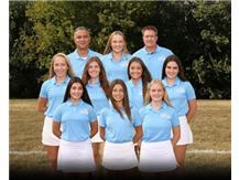 2020-2021 Girls Golf Varsity