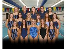 2020-2021 Girls Swim Varsity