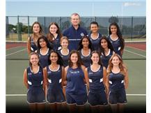 2020-2021 Girls Tennis JV2