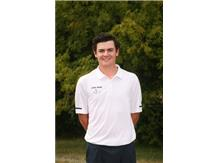 2020-2021 Boys Golf Varsity - Matthew Lesniak, All Conference