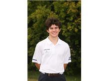 2020-2021 Boys Golf Varsity - Michael Breslin, Honorable Mention