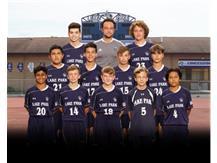 2021-2022 Boys Soccer - Freshman B