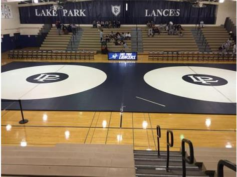 Ready to Host Wrestling at LP East