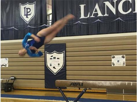 Gymnastics DVC Triangular - January 19, 2016