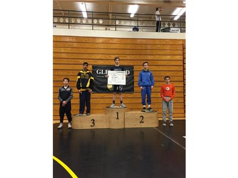 Luke Badger DVC 106lb Champion
