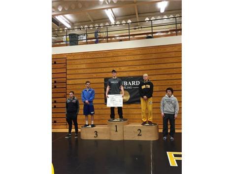 Jackson Schoen DVC 145lb Champion