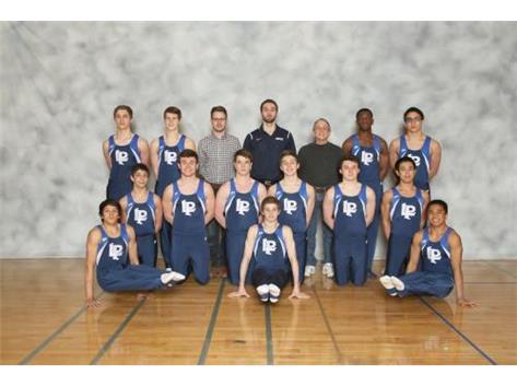 2016 Boys Gymnastics - Varsity