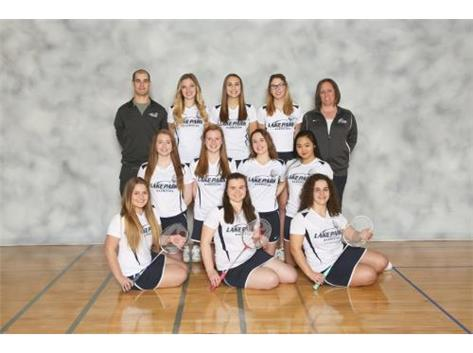 2016 Girls Badminton - Varsity