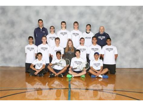 2016 Boys Tennis - Varsity