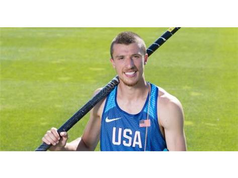 Zach Ziemek 2016 Rio Olympics - Men's Decathlon