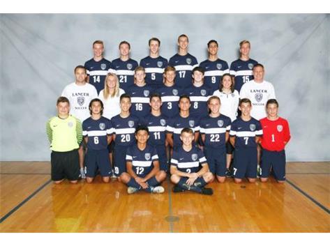 2016 Boys Soccer - Varsity