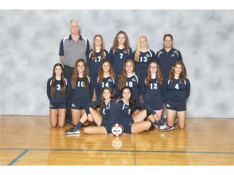 2016 Girls Volleyball - Varsity