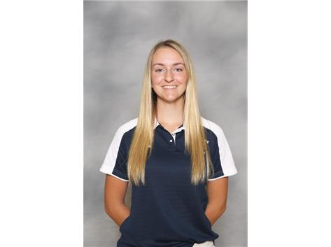 Brooke Maloney Girls Golf IHSA State Qualifier, All Dupage Valley Conference