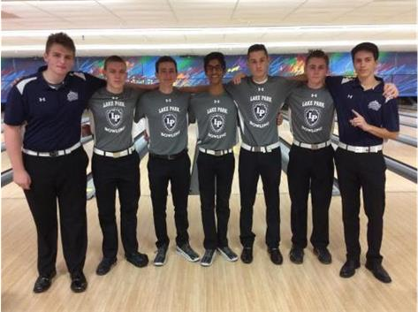 LP Boys Varsity Bowling ready for 2016 Lake Park Invite