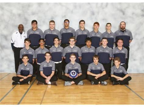 2016 Boys Bowling - Team