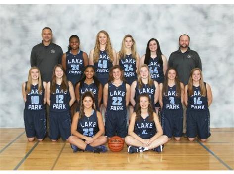 2016 Girls Basketball - Varsity