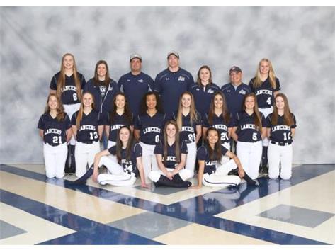 2016-2017 Girls Softball - Varsity