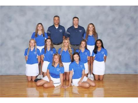 2017-2018 Girls Golf - Varsity