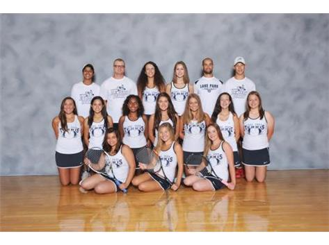 2017 Girls Tennis - Varsity