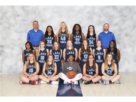 2017-2018 Girls Basketball - Varsity
