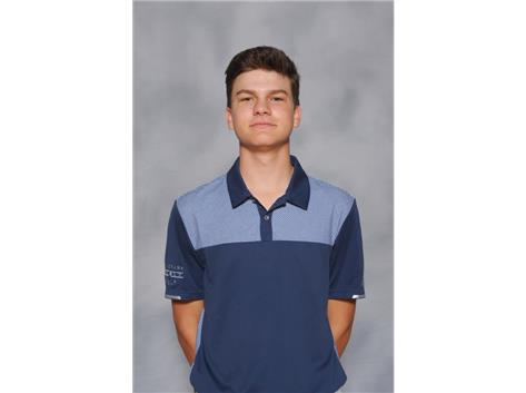 2017-2018 Boys Golf - Alexander Green, IHSA Team State Qualifier, DVC All Conference