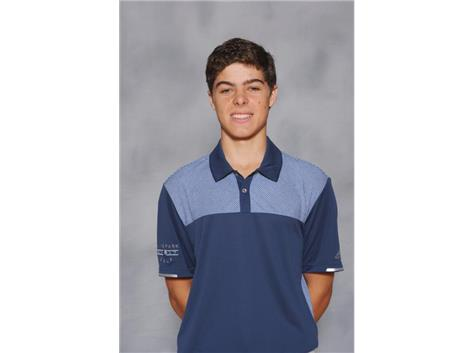 2017-2018 Boys Golf - Samuel Edgecombe, IHSA Team State Qualifier