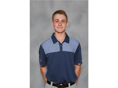 2017-2018 Boys Golf - Jordan Fischer, IHSA Team State Qualifier