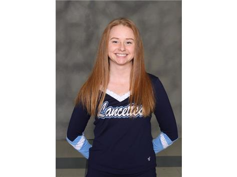 2017-2018 Lancettes - Kelly Hartnett:  DVC All Conference