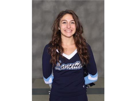 2017-2018 Lancettes - Isabella Gallina:  DVC All Conference