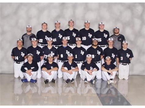 2017-2018 Boys Baseball - Sophomore