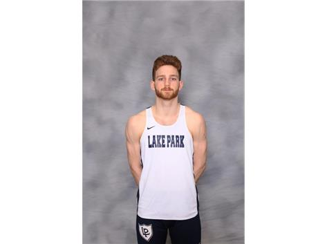 2017-2018 Boys Track - Dan Spejcher: State Finalists and Sectional Champion Long Jump, All Conference
