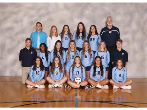2018-2019 Girls Volleyball Varsity