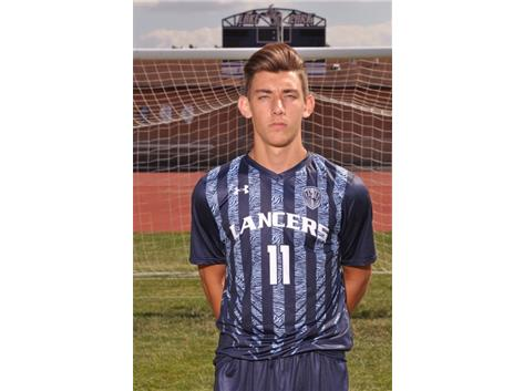 2018-2019 Boys Soccer: Matteo Costa, All Conference