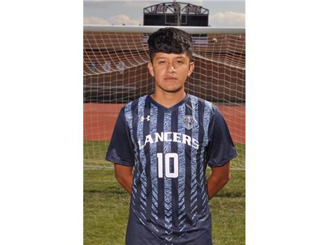 2018-2019 Boys Soccer: Jesus Juarez, All Conference