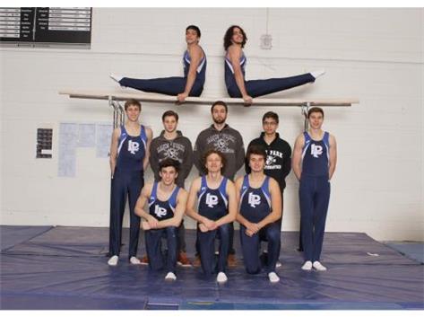 2018-2019 Boys Gymnastics Varsity